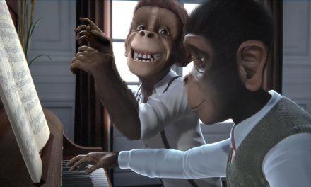 La symphonie des singes-Monkey Symphony