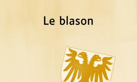 Outil 6: Le blason